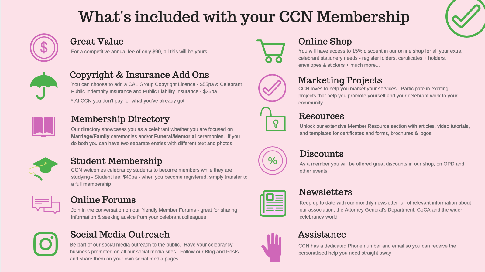 CCN Benefits 14.05.19