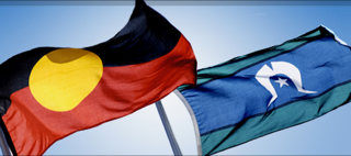Aborigine Torres Flags