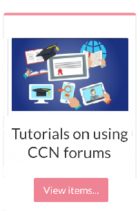 tutorials using ccn forums 200