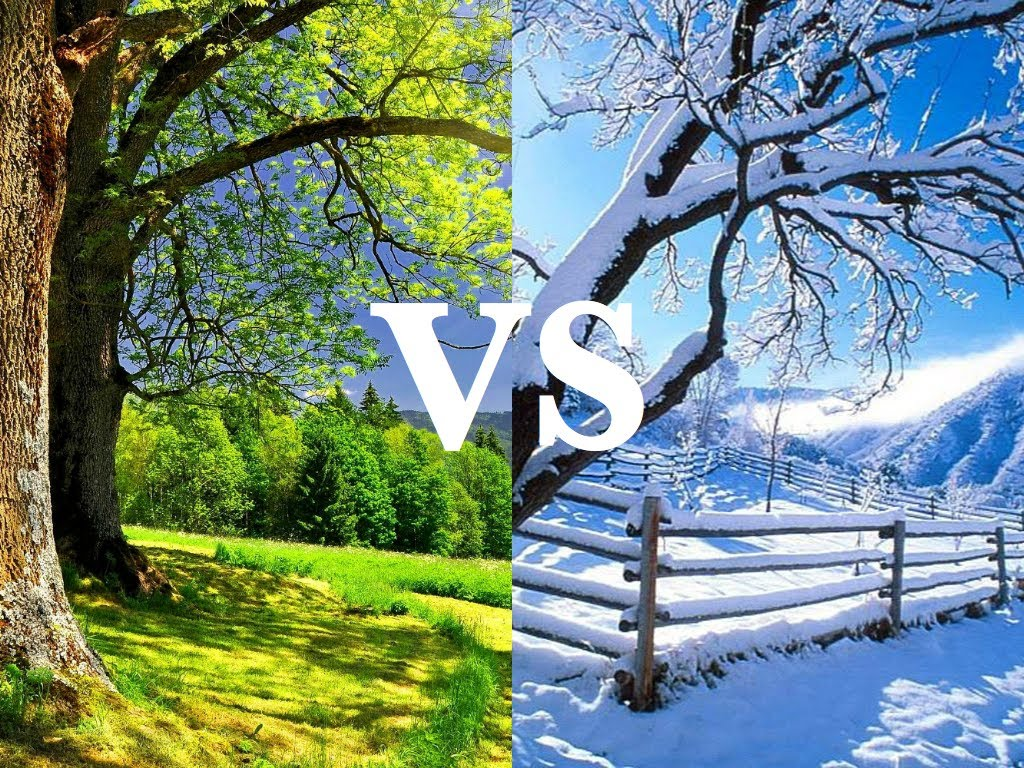 Should We Get Married In Summer Or Winter