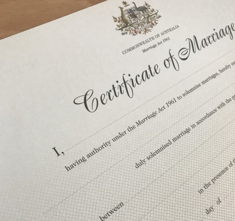 Getting Married Legally in Australia - Civil Celebrations