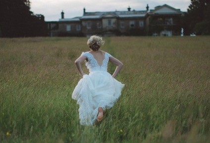 Is it ok to be late to your own wedding?