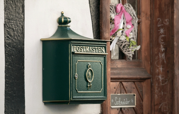 Private mail box