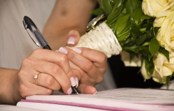 Terms and conditions of celebrants