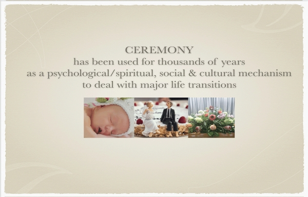 Memorials - What can we do about funerals?