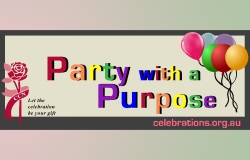 Add Party with a Purpose entries